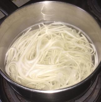Udong noodle