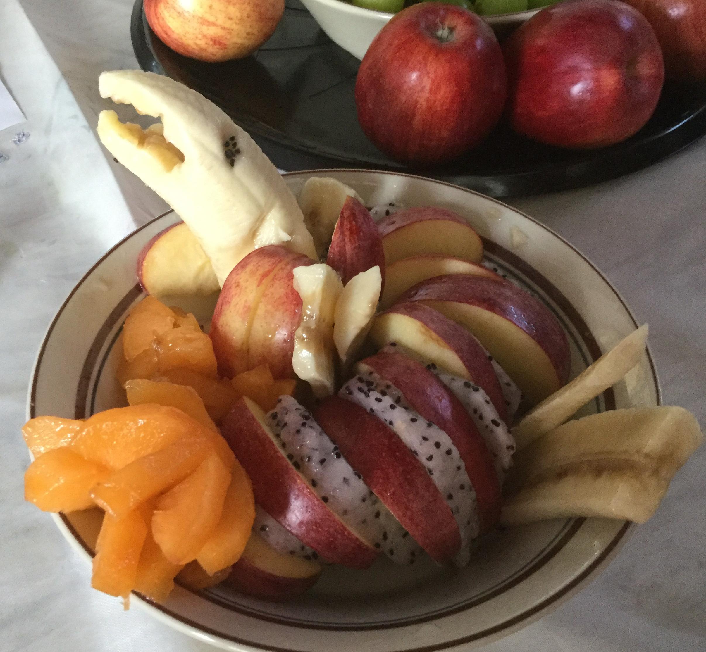 Eat Fruit After Food Poisoning